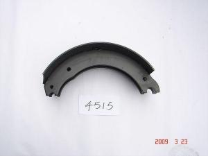 China 4515 Powder Coat Brake Shoe on sale