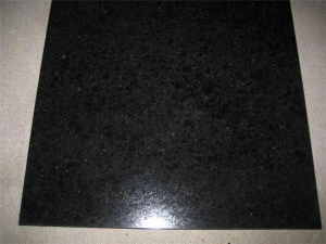 China Chinese Well Polished 20Mm Thick Zhangpu Black Basalt Granite Tiles for Indoor & Outdoor on sale