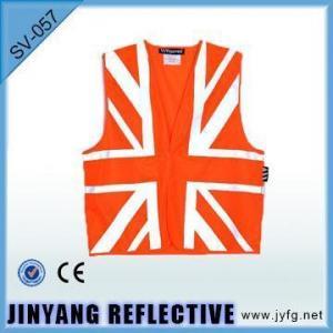 China Interesting Pattern Comfortable Safety Vest on sale