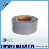China Warning Protective High Reflective Fabric Tape For Man on sale