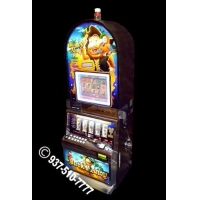 IGT Bucks Ahoy Reel Touch Slot Machine