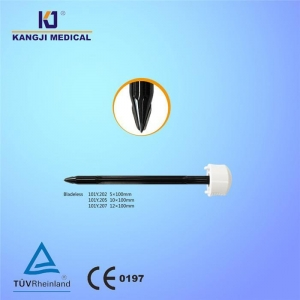 China Disposable Bladeless Trocar on sale
