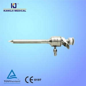 China Manual Lever Trocar on sale