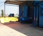 China Biomass Wood Powder Burner on sale