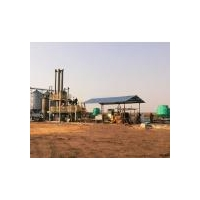 China MSW & biomass gasification power generation on sale
