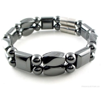 China Hematite magnetic Bracelet on sale