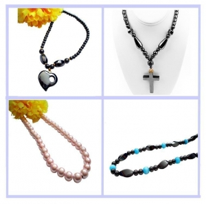 China Hematite magnetic jewelry on sale