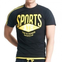 China New design Cheap 100% cotton promotion t shirt on sale