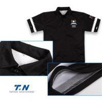 high end golf dri-fit shirt plain polo shirts for men