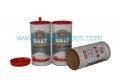 China Special Plastic Top Lid Table Salt Packaging Canister on sale