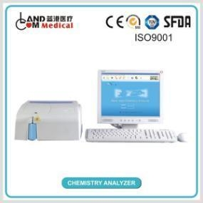 China Semi Automatic/semi-automated Veterinary Blood Chemistry Analyzer on sale