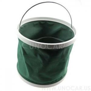 China Folding camper wash bucket fishing bucket for car on sale