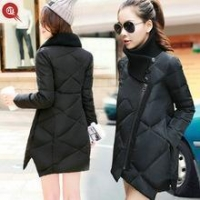 China on sale japan matures winter grey duck goose shiny down jacket coat men on sale