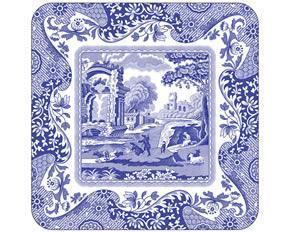 China Coasters Pimpernel Blue Italian Coasters on sale