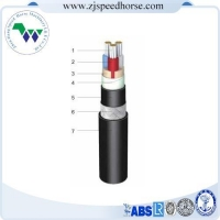 Water Resistant Waterproof Electrical Marine Cable