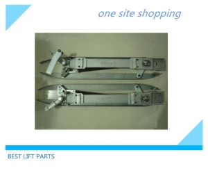 China Products Schindler elevator QKS9 door knife aluminum material on sale