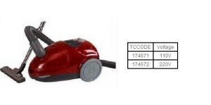 China Electric Vacuum Cleaners on sale