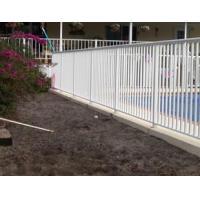 Steel Pool Fences