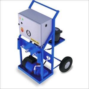 China Water Glycol Fluids Filtration Unit on sale