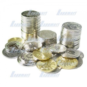 China Game Machines Brass Token on sale