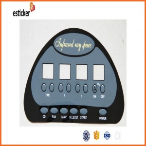 China Hot Selling Ro Membrane Switch Panel For House Wall on sale