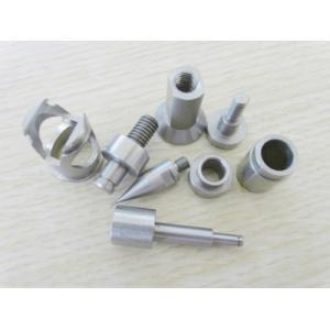 China Milling Metal aluminum Stamping car Parts on sale