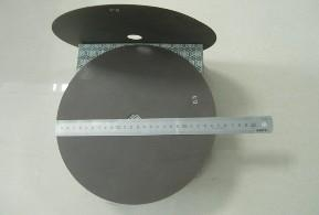 China Rubber bonded cutting wheel for music box (musical movement) Item No: NB04 on sale