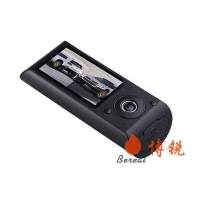 "R300 Dual Camera Car DVR X3000 HD 2.7"" Screen GPS G-Sensor 2 Lens Vehicle Blackbox"
