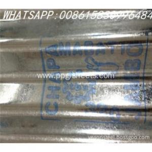 China 4 x 8 Galvanized Sheet Metal on sale