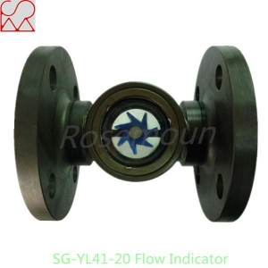 China WCB Water Flow Indicator with Paddle Wheel on sale