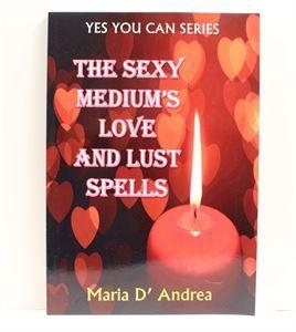 China Books The Sexy Medium's Love and Lust Spells on sale