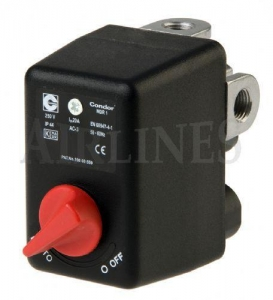 China Condor MDR1 Compressor Pressure Switch on sale