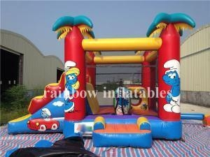 China Spider Man Small Inflatable Bouncer For Outdoor&Indoor Playground on sale