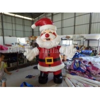 Inflatable Christmas Gift Box For Holiday Party