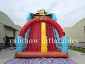China Long Giant Inflatable Water Slide For Commercial Places RB7042 on sale