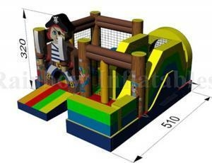 China The Halloween Theme Inflatable Jumping House/Castle For Sale on sale