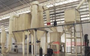 China China Hydrogen Phosphate, Orthophosphate ultra fine mill on sale