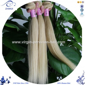 China Anhui ZHIHUI Hair Large Stock Virgin Straight Weft Hair Weaving, New Cheap Indian Human Hair on sale