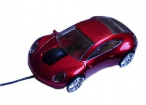 China Car Shaped Wired Mouse (MS303) on sale