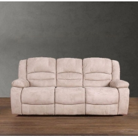 Using Sectional Reclining Sofa with Footrest