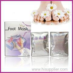 China foot mask socks exfoliating on sale