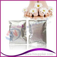 China foot skin care product exfoliating foot mask on sale