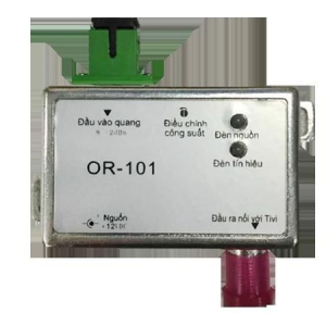 China CATV FTTH optical receiver on sale