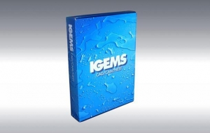 China IGEMS Water Jet CAD CAM on sale