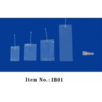 Odd Tube PVC Infusion Bags with Plug