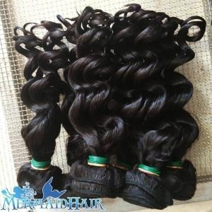 China natural indian virign french curly hair extensions on sale
