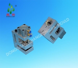 China Hole Punch Best Price Pneumatic R10mm Corner Cut Hole Puncher for Plastic Bag on sale
