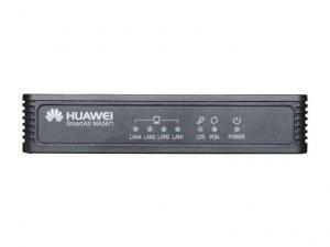 China Huawei GPON EPON 4GE and POTS ONU Smartax MA5671 on sale