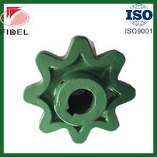 China High quality iron casting john deere tractor parts for sales on sale