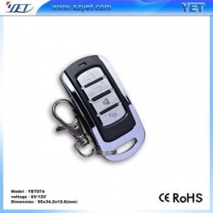 China 433mhz RF Copy Remote Control for Barrier Gate YET074 on sale